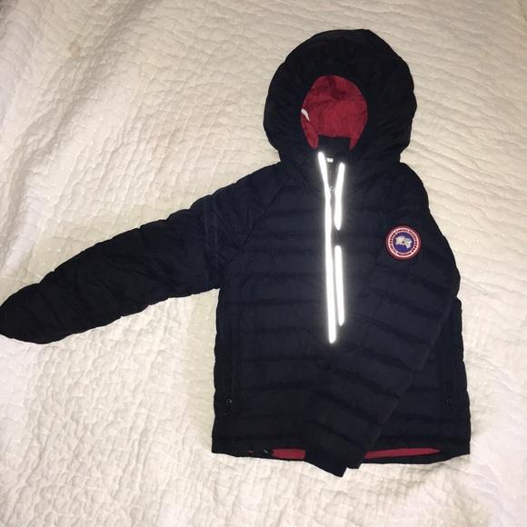 6b7ab50f1b9 Authentic Canada Goose puffer jacket